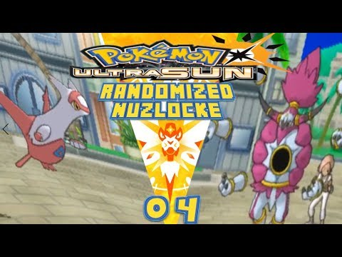 LEGENDARY POKEMON EVERYWHERE - Pokémon Ultra Sun Randomizer Nuzlocke