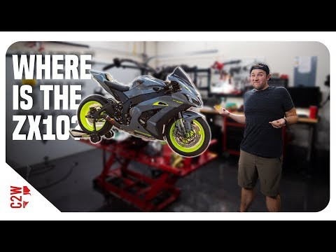 What happened to the ZX10?