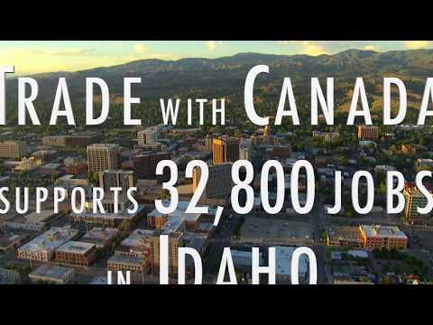Canada & Idaho Trade in 62 Seconds
