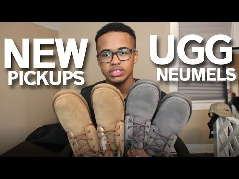 """Charcoal & Chestnut """"UGG Neumel"""" On Foot & Review"""