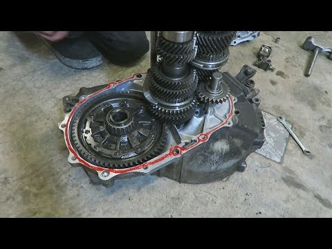 Fixing Our 700hp Minivan with a Junkyard Transmission