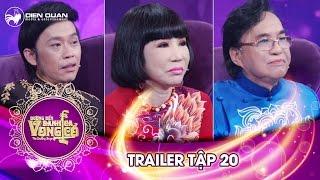 Đường đến danh ca vọng cổ   trailer tập 20: Lộ diện ban giám khảo đặc biệt của vòng chung kết