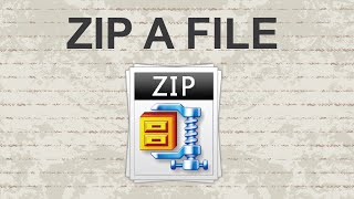 How to make a zip file and combine multiple zip files into one file