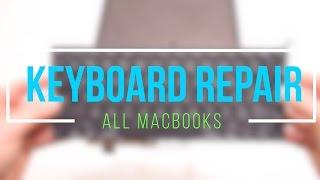 How to Fix Any Macbook Keyboard
