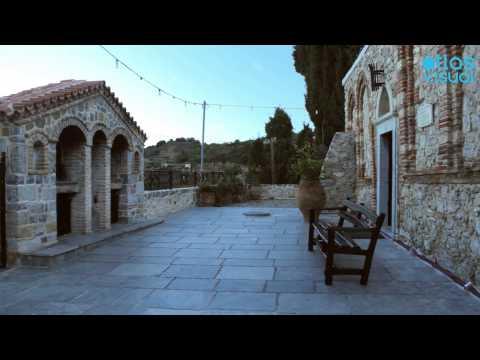 Crete, Greece - Monastery Panagia Kera (Kardiotissa) - AtlasVisual