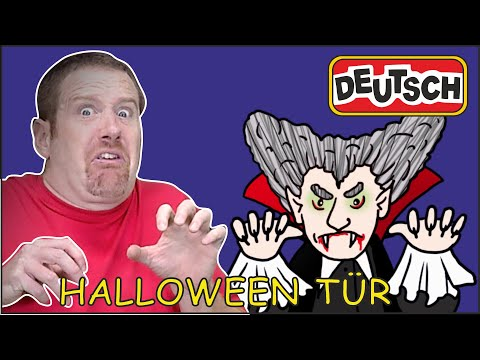 halloween-songs-und-geschichten-für-kids-|-deutsch-für-kinder-|-steve-and-maggie-deutsch