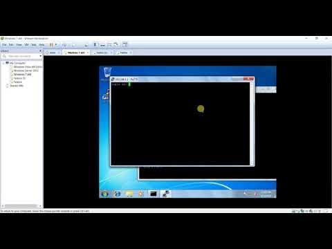 SSH Configuration Fedora 14