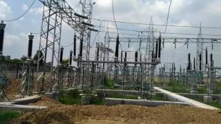 power of electricity upptcl 132 kv substation