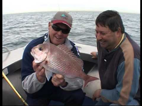 Jason Kennedy and Matt Cini in Fishin Trip Reel Time Fishing Charters