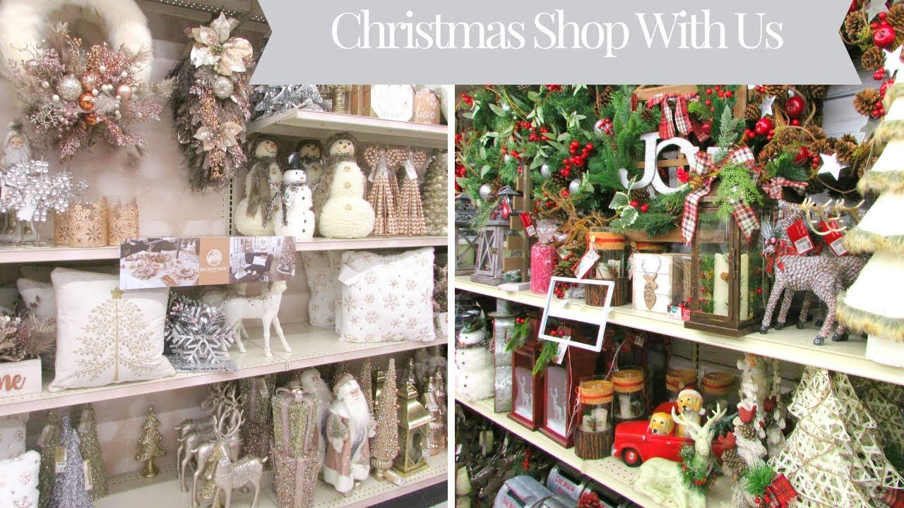 big lots new christmas shop with us
