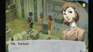 Persona 3 Fes:the Journey - Hermit Ending(maya)