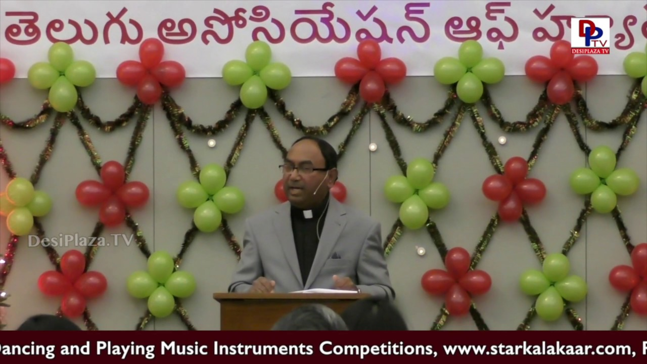 Houston - Glimpses of Memorial lutheran Church Christmas Celebration  held on 25th December 2018