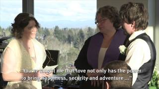 Nurse grants final wish for mother of the bride