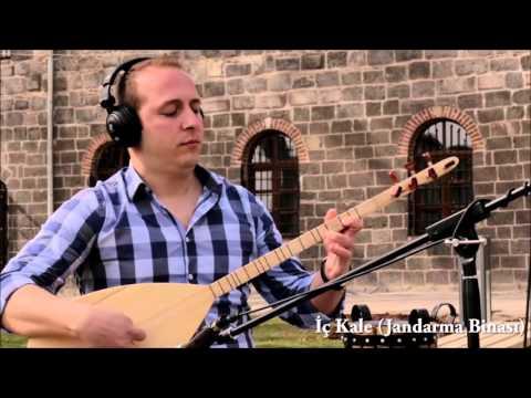 Ali Yaşar KARA_ Diyarbakır için çal ''Suzan Suzi'' performansı