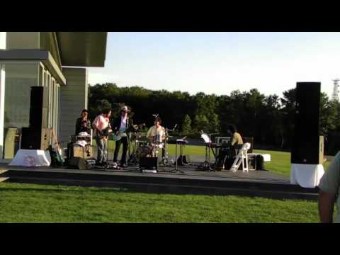 """Suction Prints"" at The Bridge Golf Club Bridgehampton New York 8/15/13"