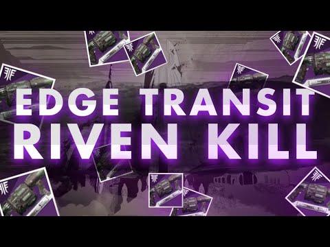 Edge Transit Riven Kill | Last Wish Raid | Destiny 2 thumbnail