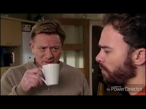 Coronation Street - David's Visit To His Dad (Martin Platt's Return Scenes) (22nd March 2018)