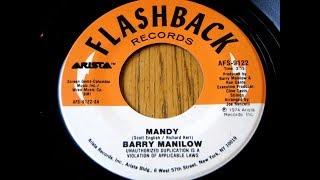 Barry Manilow /-/ Mandy ... (Videoclip)