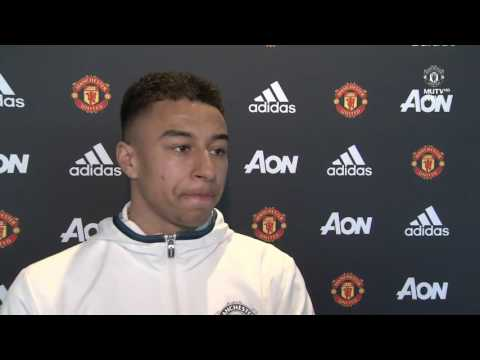 Jesse Lingard on New Contract &  Interview with Jose Mourinho