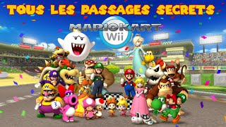 Mario Kart Wii : Les passages secrets et les raccourcis !