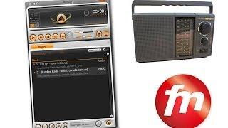 Как в AIMP сделать онлайн радио?