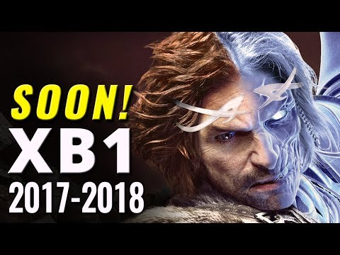 64 Upcoming Xbox One Games of 2017-2018  |  E3 2017 Update