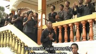 Impuhwe Choir Nzaguhimbaza