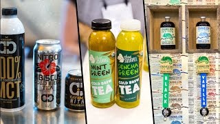 Expo West 2017 Video: Cold Brew Casts a Wider Net