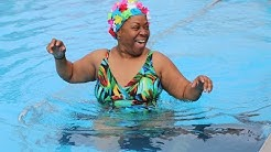 Thomas Jefferson Park Senior Hours Pool Party