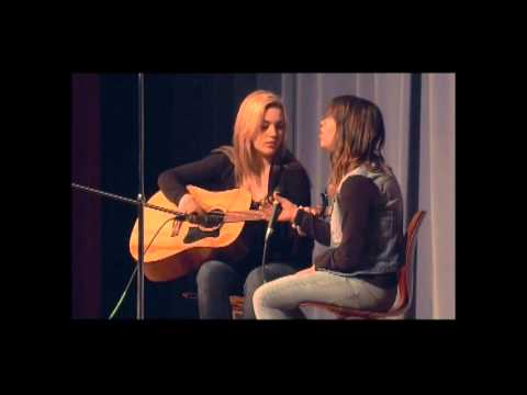 Maddy & Kearstyn- Lonely by Akon (cover)