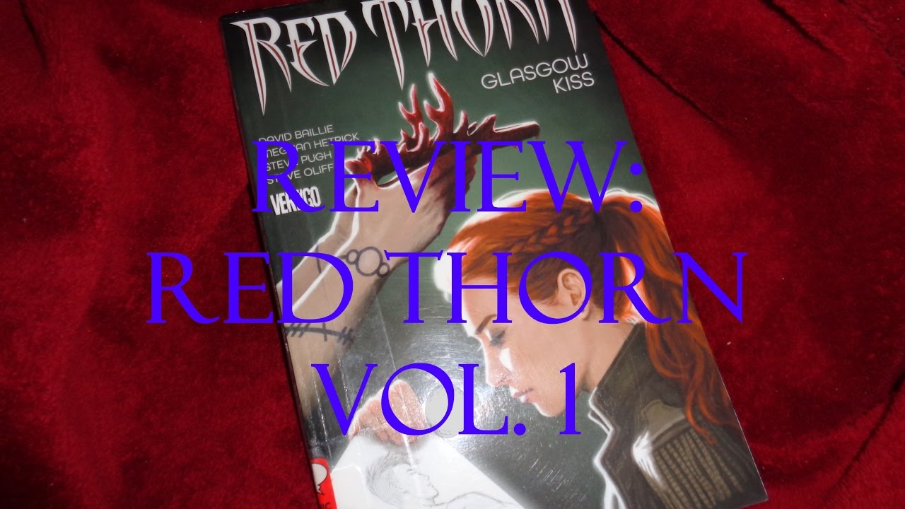 Review Red Thorn Vol 1