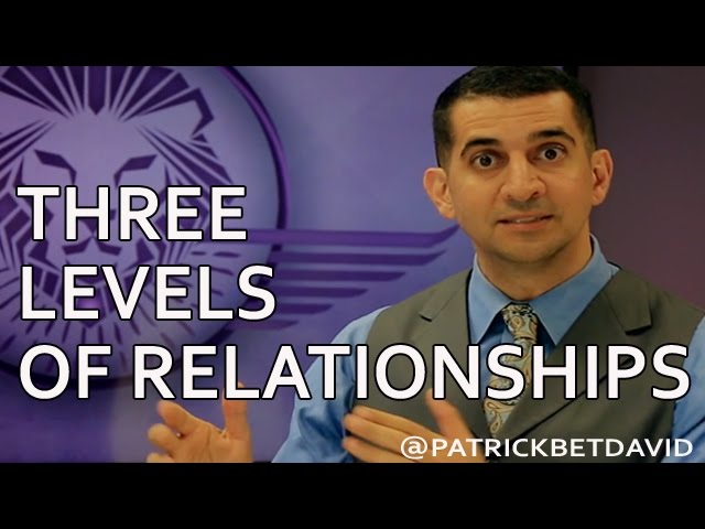 How to build strong relationships in business & personal life