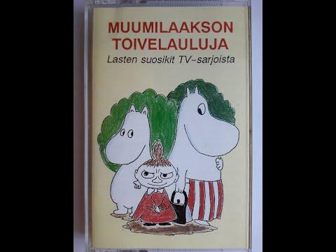 Muumilaakson toivelauluja (1991) - C-kasetti