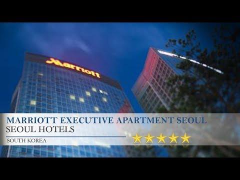 Marriott Executive Apartment Seoul - Seoul Hotels, South Korea