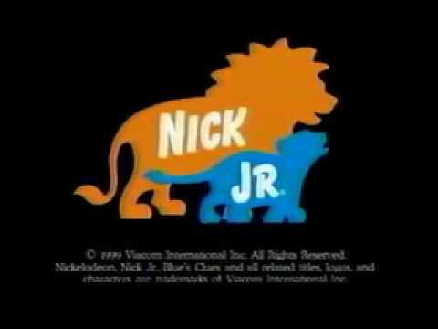 Nick Jr Paramount Logo Youtube