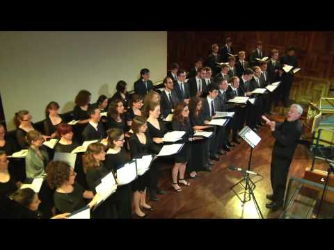The Chapel Choir of Robinson College Cambridge | If ye love me
