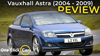 Vauxhall Astra (2004 - 2009) Car Review - The best family hatchback?