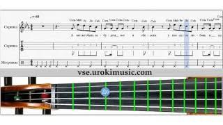 Песни на скрипке - Время и Стекло - класс скрипки, где скачать ноты для скрипки