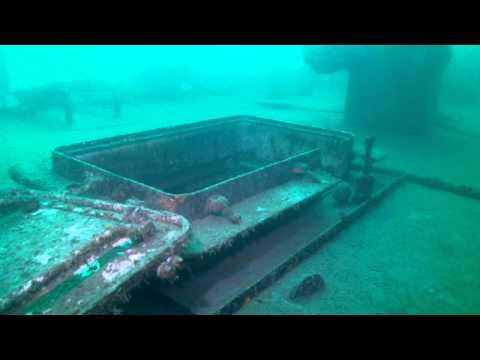 Mesquite Shipwreck, Lake Superior