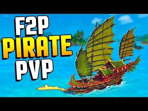 Unearned Bounty - FREE TO PLAY PIRATE PVP GAME! - Unearned Bounty Gameplay