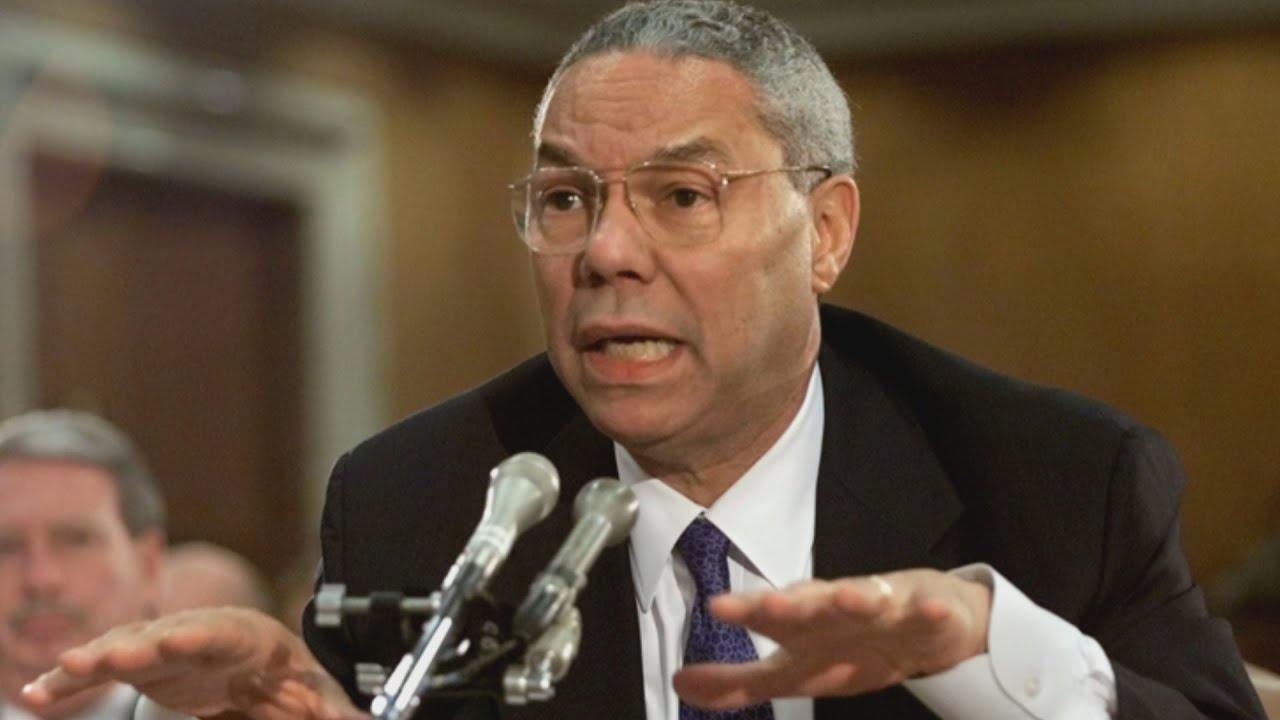 Colin Powell, first Black US secretary of state, dies of Covid-19 ...