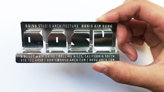 Doris Sung lecture on Architecture Unplugged 10.07.2014
