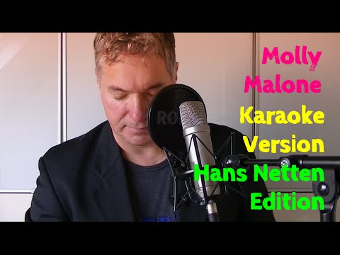 #14: Molly Malone - Karaoke Version - Instrumental (Hans Netten Edition)