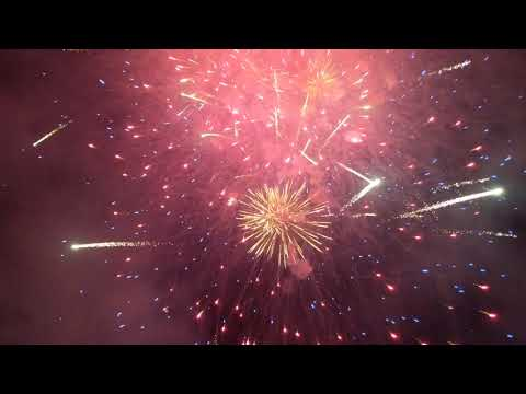 Placerville Speedway Fireworks