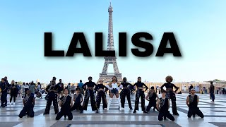 [KPOP IN PUBLIC PARIS] LISA (리사) - 'LALISA' Dance Cover & Money Choreography by Young Nation Dance