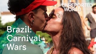 São Paulo Carnival: Partying to protest Bolsonaro   Unreported World