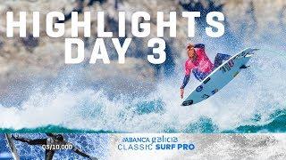 Small Surf & Big Scores, ABANCA Galicia Classic Surf Pro Highlights