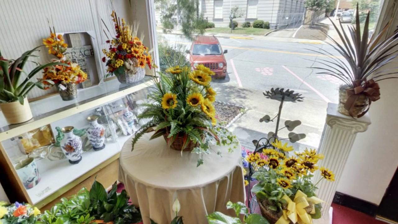 Jean Hall Florists Macon Ga Florist Youtube