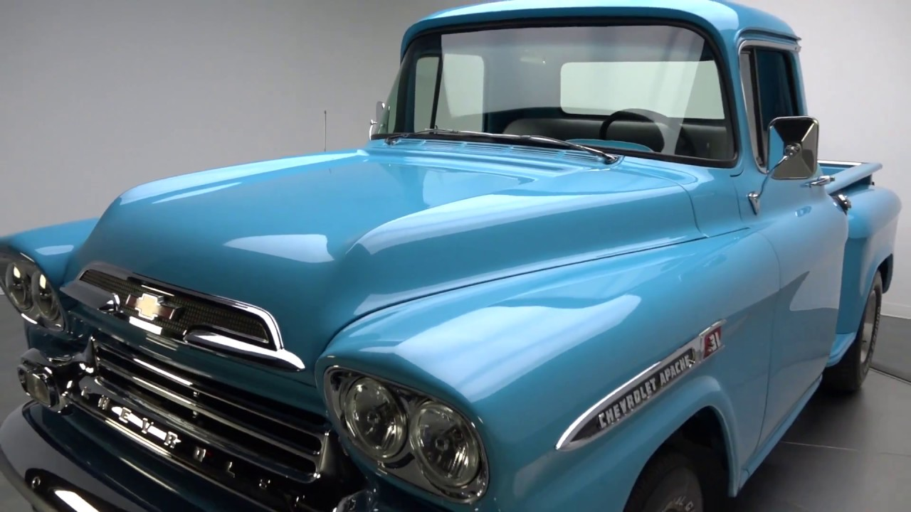 1959 Chevrolet Apache For Sale 135820 Youtube