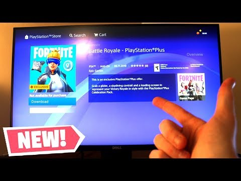 "How To Unlock NEW ""Neo Versa"" SKIN In Fortnite! (New PS4 Skin Bundle)"